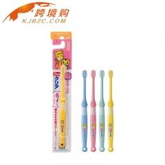 日本巧虎儿童软毛牙刷防蛀训练牙刷 2-4岁